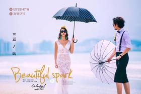 若隐若现の美!峰燚 时尚婚纱照样片展示!