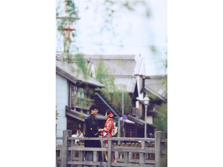 【日本旅拍の客照欣赏】东京爱情故事