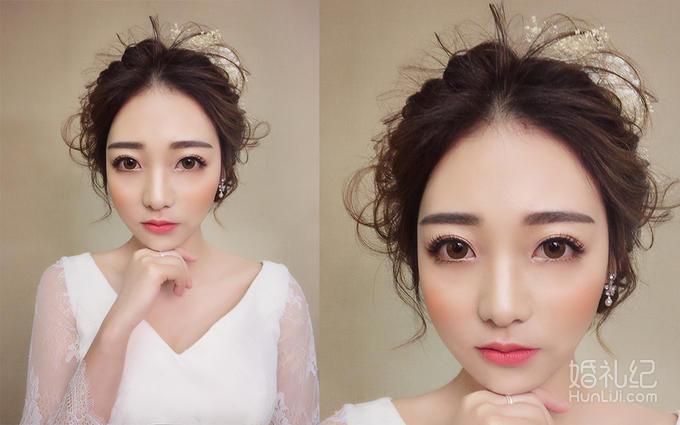 定首席档化妆师跟妆赠送使用晚礼服一件+秀禾服一件