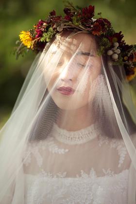 咭米摄影·厦门|鼓浪屿之谜| 森系婚纱客片