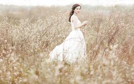 【冬季热推】 市郊清新唯美系列婚纱照