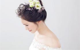【沫橙造型】全程新娘跟妆 首席化妆师 送亲友妆