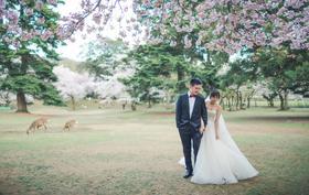 日本旅拍婚礼跟拍