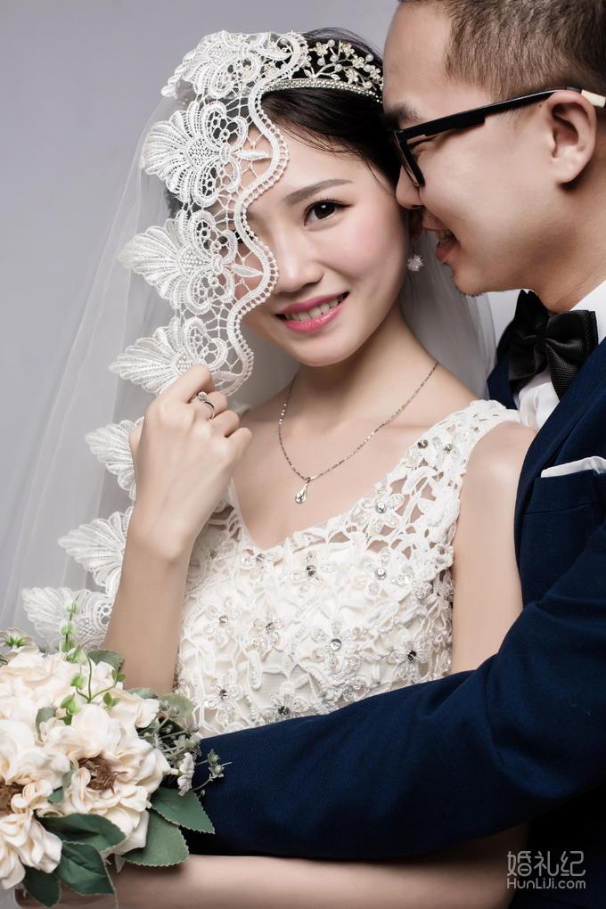 爱时光摄影【创意婚纱照】反串图片