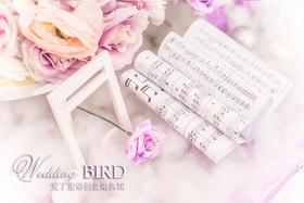 爱丁蜜语创意婚典馆——《云中的乐章》婚礼鲜花布置