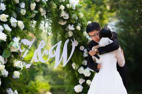锦绣户外婚礼作品----《秘密花园》