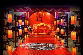 【中式婚礼】琴瑟和鸣奏佳音,鸳鸯比翼度华春.
