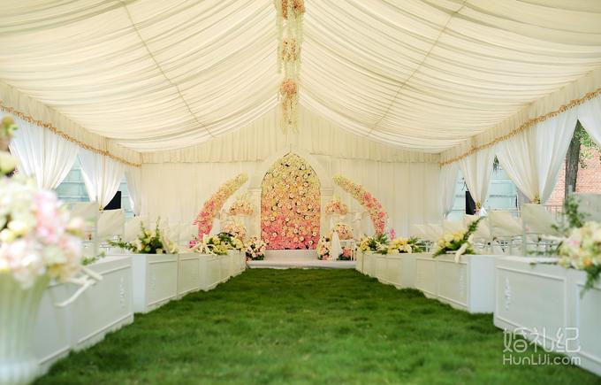 婚礼欧式罗马方柱
