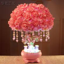 【包邮】卧室床头灯结婚装饰婚房台灯婚庆用品