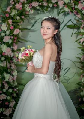【乐达婚礼】-清新小森系婚礼