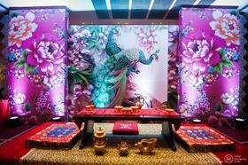 东方石浦酒店唐风汉式婚礼