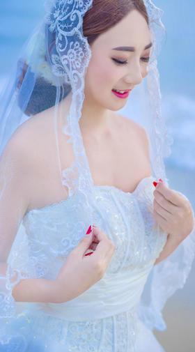 希菲尔婚纱摄影【小东海】海天一线