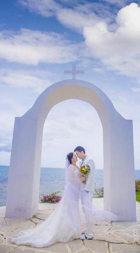 希菲尔婚纱摄影【三亚湾】作品欣赏