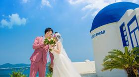 希菲尔时尚婚纱摄影【小东海 】作品欣赏