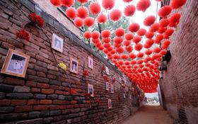艾丽婚礼安阳滑县农村大院新中式婚礼