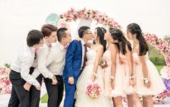 L&L摄影团队婚礼跟拍—首席双机团队