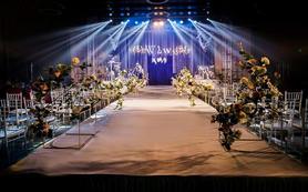 蜜芽婚礼现代结构时尚简约婚礼