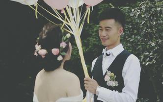 【品客摄影像】首席双机档婚礼电影