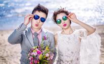 法式印象作品展示:《至最爱的你》唯美婚纱照