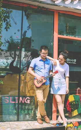 厦门琥珀印象客片-Mr.Gong&Mrs.Che