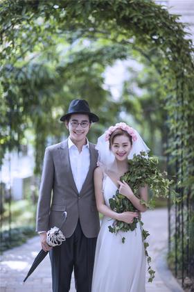 【海洋之星】清新唯美婚照样片欣赏 唯美