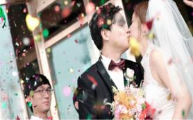 大师级三机位+摇臂 你的婚礼也可以这么美!