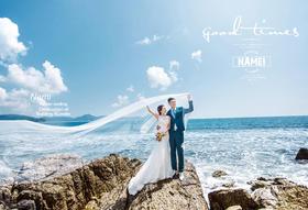【海景婚纱照】娜美影像-海岛冒险家丨遇见最好的你