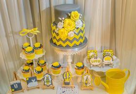 【卡特琳娜婚礼定制】你是我心中的一束光 黄色清新婚礼