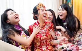 【杰森影像】高级双机婚礼跟拍(中式)