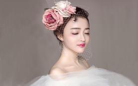 【喜爱婚礼馆】韩式通薄钻石新娘妆容 (4个造型)