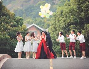 【婚礼跟拍】笑起来特别甜美的妹子