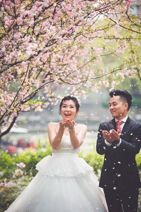 【婚礼纪实摄影】笑得那么甜 那么真