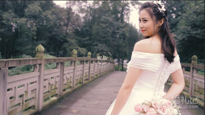 昵品摄像双机位婚礼 他终于娶到了范冰冰