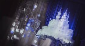 伴侣婚礼订制  创意梦幻城主题婚礼