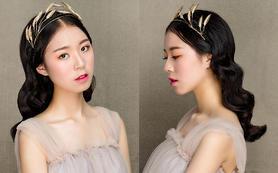 CHENKE造型 资深化妆师新娘全天跟妆造型套餐