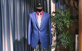 红领定制 —— 休闲西装