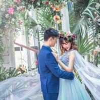 《香草庄园》之森系婚纱照