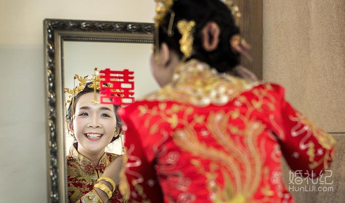 【幸福影社】单机位婚礼摄影纪实跟拍