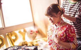 婚纱四件套-糖果婚纱套餐低调内涵系列(980元)