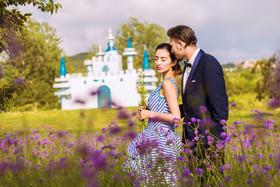 青岛雨墨婚纱摄影全新拍摄圣地-魅力古堡