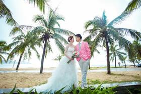 【乐唯斯】小清新婚纱客照、为你祝福,为你拍下今生的忘不了。