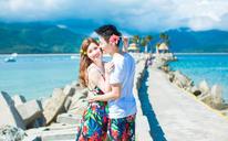 【乐唯斯】精选海景客照,等一次日出,去爱一个人。