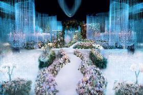 九宫格唯美婚礼摄影 # 满树花开 #