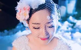 MIM时尚新娘造型 | 总监老师全天跟妆
