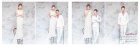 韩式婚纱照系列--纯白