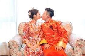 【婚礼纪实摄影】小楠大少爷和网红婷婷小公主的大婚!
