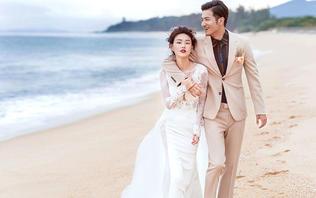 【天津VS三亚双拍】也许结婚照可以这样搞