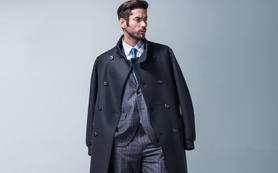 2016年秋冬新款羊绒大衣
