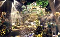 艾蜜尔婚礼——绿野丛林 森系婚礼