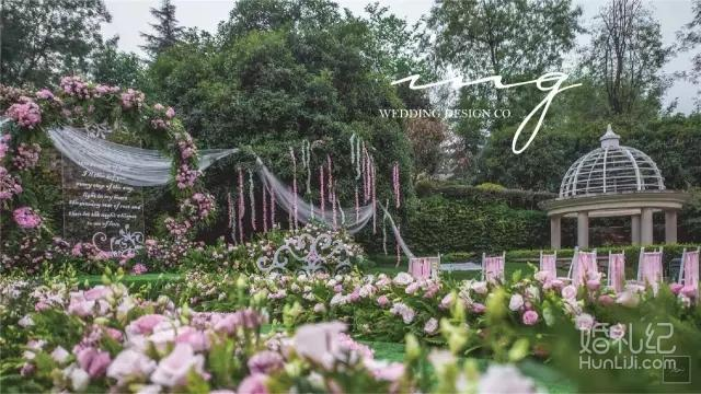 【ING婚礼策划】-上邦戴斯-户外草坪